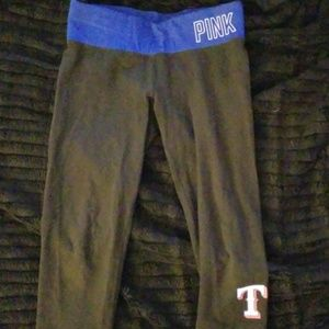 Texas Rangers Leggings